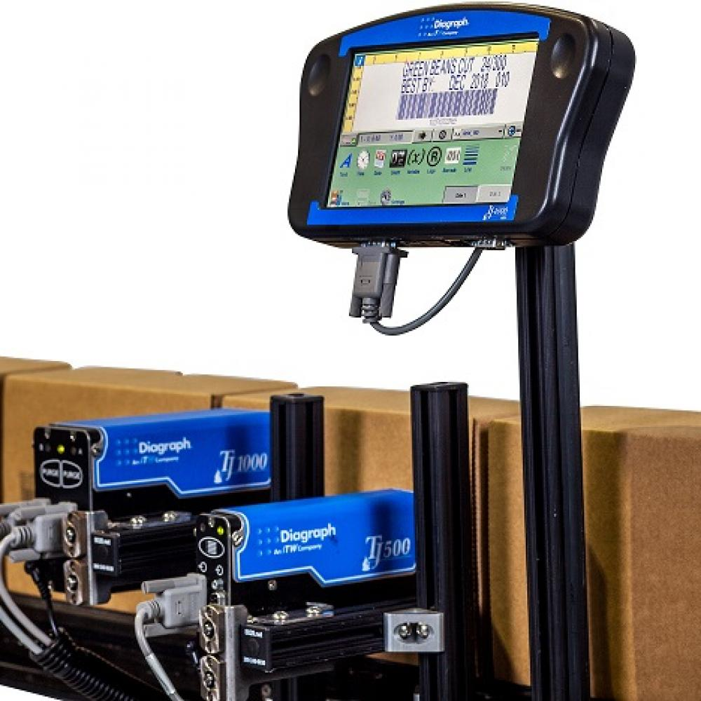 Sistema de Impresión TJ1000