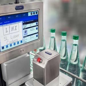 Codificador láser de CO2 LINX CSL10 - CSL30